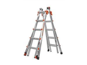 little giant 22foot velocity multiuse ladder, 300pound duty rating, 15422001