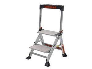little giant ladder systems 11902 2step jumbo