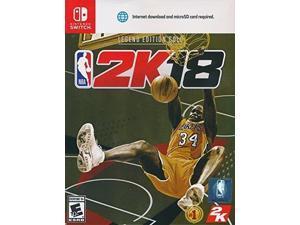 NBA 2K18 Legend Edition Gold [Nintendo Switch]