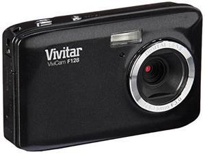 vivitar vf128blk 14.1mp digital camera with 2.7inch tft lcd, colors may vary