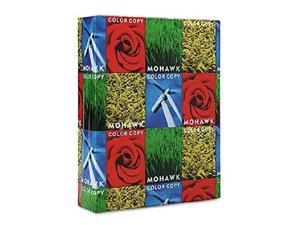 mohawk 54301 copier 100% recycled paper, 94 brightness, 28lb 81/2x11, pc white, 500 sheets
