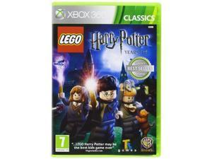 lego harry potter years 14 xbox 360