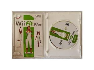 wii fit plus  game only ntsc