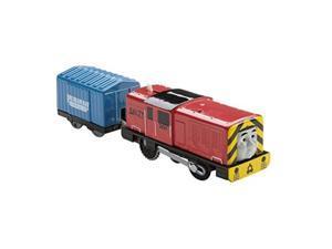 fisherprice thomas & friends trackmaster, salty train