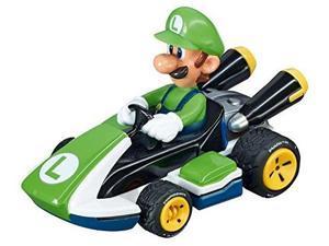 carrera go!!! 64034 mario kart 8  luigi slot car