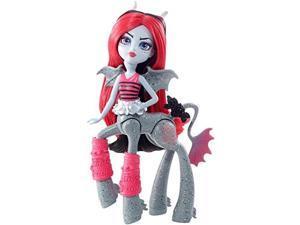 monster high frightmares frets quartzmane doll