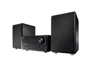 insignia  50w bluetooth cd compact shelf system  black