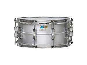 Ludwig Acrolite Classic Aluminum Snare Drum Matte Finish 6.5x14