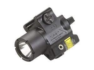 streamlight 69240 tlr4 compact rail mounted tactical light with laser sight  125 lumens