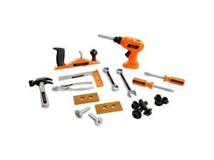 black & decker jr. fun tool set