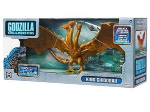 godzilla king of monsters 6 inch figure pack featuring king ghidorah
