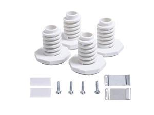 w10869845 stack kit replacement for whirlpool standard and long vent dryer w10298318rp 1862761 52774 ah3407625