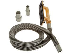 hyde tools 09165 dustfree drywall vacuum hand sander with 6foot hose, 6'