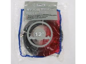 aqua plumb 12' washing machine inlet hose