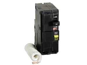 Square D by Schneider Electric QO230GFICP QO 30-Amp Two-Pole GFCI Breaker