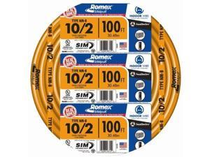 southwire 28829023 10/2wg nmb wire 100foot
