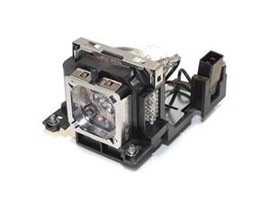 AuraBeam Professional Replacement Projector Lamp for Sanyo PLC-XP46 with Housing Powered by Ushio