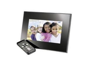 "insignia  7"" widescreen lcd digital photo frame  black"