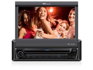 xo vision x341bt 7inch indash touch screen dvd receiver with builtin bluetooth
