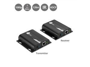 Siig Hdmi Extender Over Cat6 With Ir - 120M