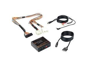 isimple ishd571 gateway automotive audio input interface kit for select 200411 honda and acura