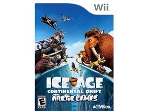 ice age: continental drift arctic games  nintendo wii