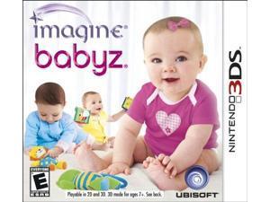 imagine babyz 3d  nintendo 3ds