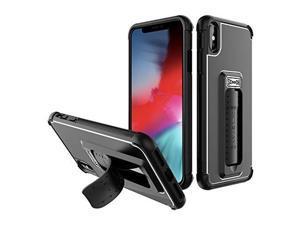 scooch wingman iphone xs max phone case black