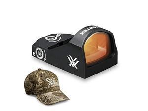 vortex optics viper red dot sight  6 moa dot baseball hat