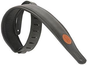 levy's leathers guitar strap mss2xlblk