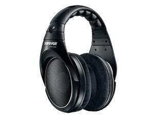 shure srh1440 professional open back headphones black