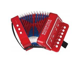 woodstock kid's accordion music collection
