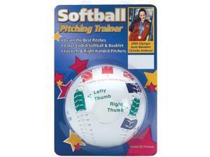 markwort christie ambrose's softball pitching trainer, 11inch