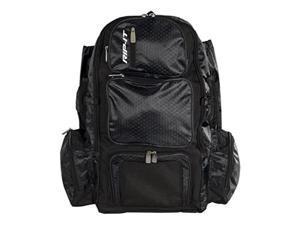 ripit pack it up backpack  softball equipment bag  black