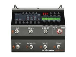 tc electronic nova system floor based analog overdrive/distortion with gsystem effects and dynamics processing