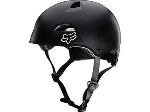 fox racing flight sport helmet black, m