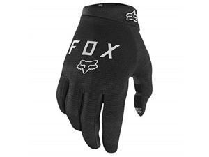 fox racing ranger gel glove  men's black, xl