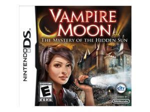 vampire moon: mystery of the hidden sun  nintendo ds