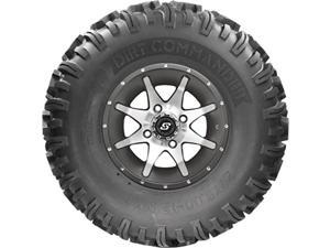 gbc motorsports dirt commander front tire 30x1014