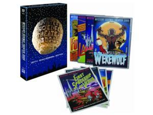 mystery science theater 3000: 20th anniversary edition first spaceship on venus / laserblast / werewolf / future war