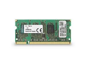 kingston 1 gb ddr2 sdram memory module 1 gb 333mhz ddr2667/pc25300 ddr2 sdram 200pin sodimm ktltp667/1g