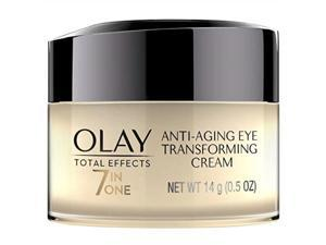 eye cream by olay total effects 7inone antiaging transforming eye cream 0.5 oz packaging may vary