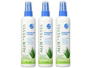 aloe vesta perineal/skin cleanser, 8 oz bottle  pack of 3