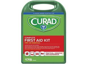 curad complete kit in hard case, 175 count