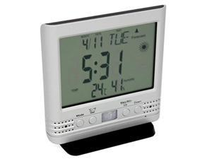 lawmate 1080p hd clock weather station thermometer covert camera pvtm10fhd with 32gb micro sd card
