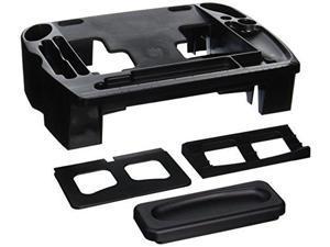 compucessory telephone stand/organizer, black ccs55200
