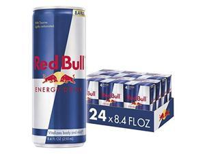 red bull energy drink, 8.4 oz cans , pack of 24