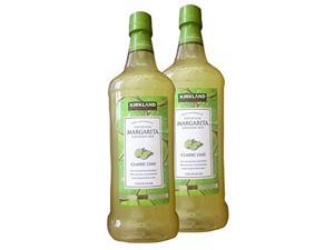 kirkland premium margarita cocktail mix, 1.75 l59.2 fl oz, pack of 2