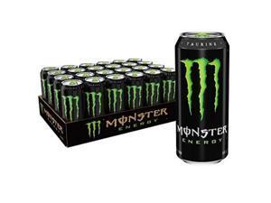 monster energy drink, 16 fluid ounce pack of 24