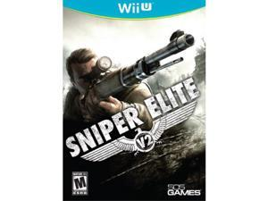 sniper elite v2  nintendo wii u